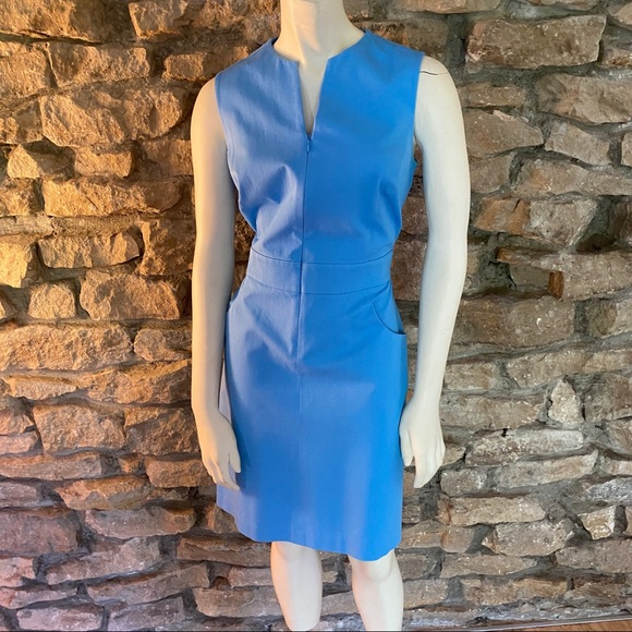 J. McLaughlin Dresses & Skirts - .McLaughlin Sleeveless Woven Dress Size 8